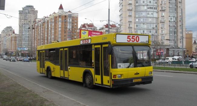 В этом году рекордно подорожал проезд в общественном транспорте в Украине