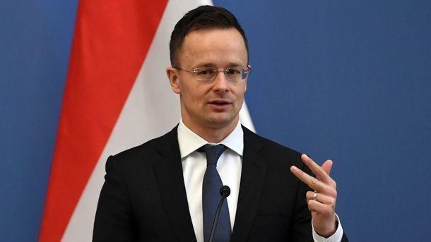 Сийярто разразился новыми угрозами в адрес Украины, пообещав заступиться за каждого венгра на Закарпатье