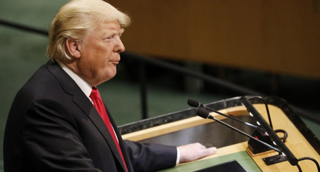Эрдоган ушёл с заседания ООН, когда начал выступать Трамп