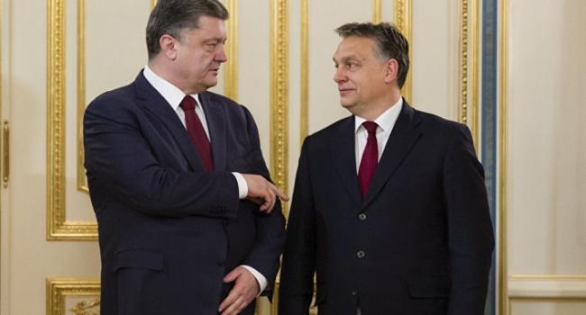 Юрий Романенко объяснил, откуда у Венгрии столько храбрости вести наступательную политику против Украины