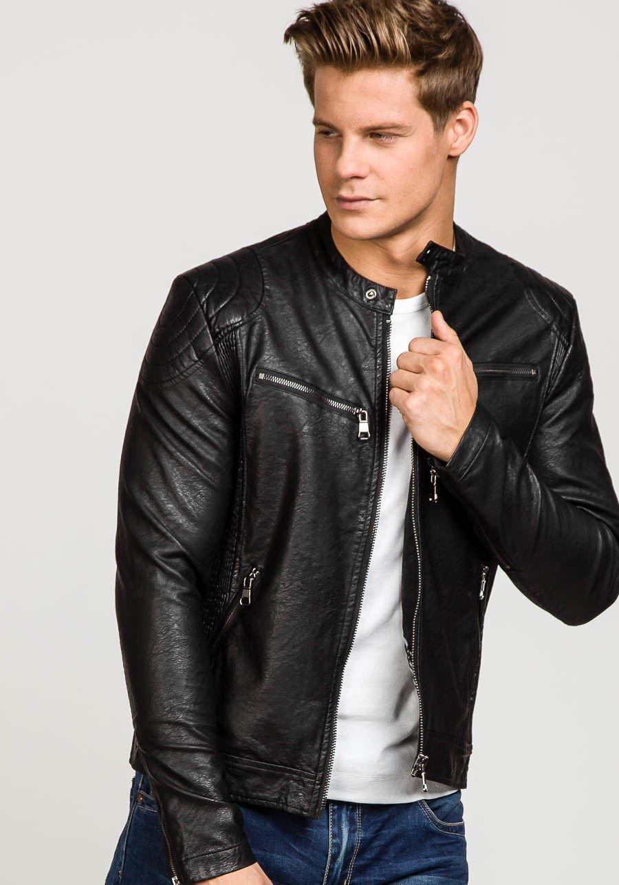 Время покупать мужские кожаные куртки