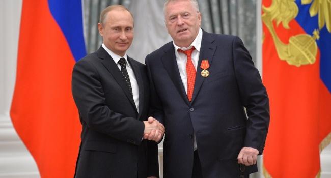 Политолог: в Кремле удивительно честные люди – говорил Жириновский, что Украину надо разделить и вот видим, что это были не пустые слова