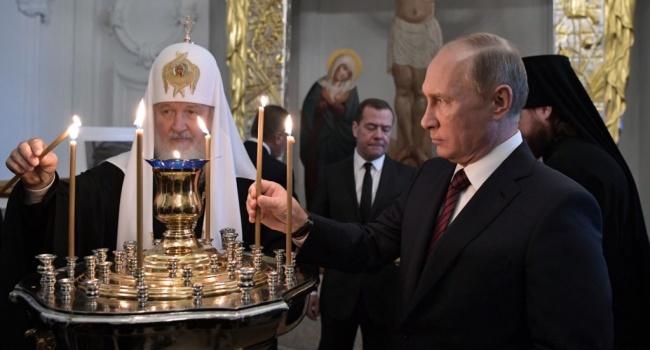 Пока украинцы празднуют, россиян уже начинает «бомбить», в Москве ломают голову над ответом Константинополю