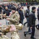 Жданов: хотел бы услышать от президента, когда в военкомате будет очередь, хотя бы 9 человек на 10 мест