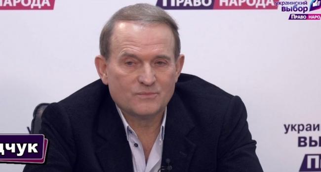 У Медведчука прокомментировали нападение на офис в Киеве