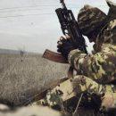 Террористы обстреляли позиции ООС на Донбассе из запрещенного оружия