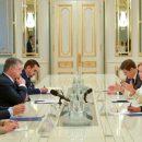Обнародованы детали встречи Порошенко с ТОП-чиновниками НАТО