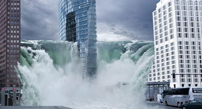 Апокалипсис близко: Землю ждёт потоп