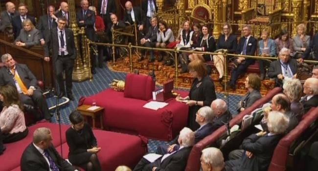 The Times: Палата лордов Соединенного Королевства финансово зависят от РФ