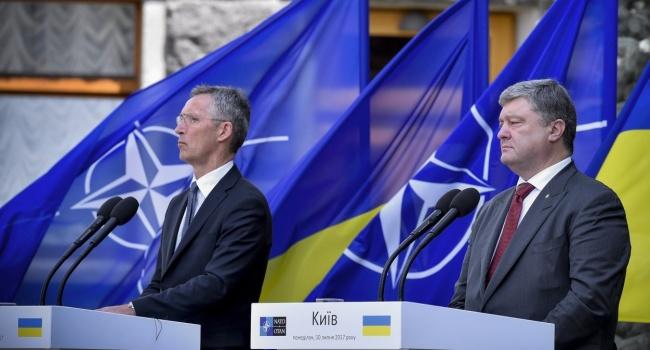 Политолог: «Это издевательство над Конституцией, - записывать в нее путь в НАТО и ЕС. Это полный бред»