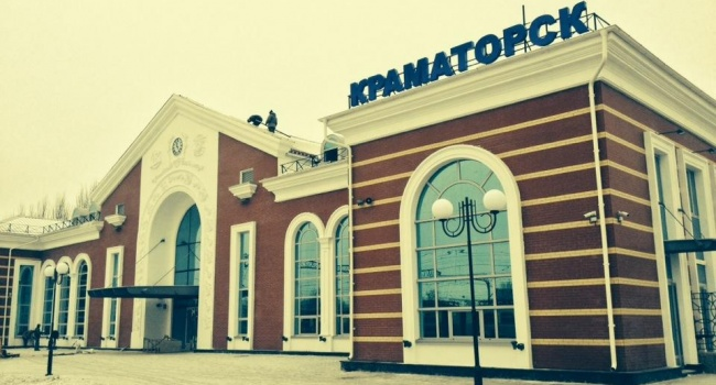 Спецоперация ООС в Краматорске: местных жителей призвали не покидать свои домовладения