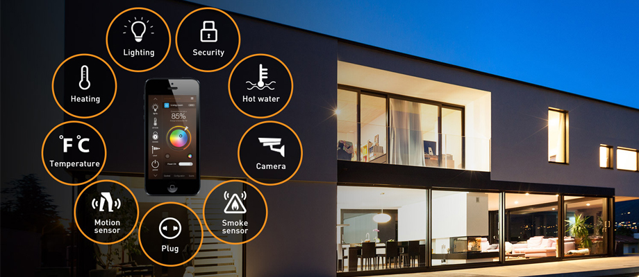 Безопасные системы Умный дом на ksimex-electro.com.ua