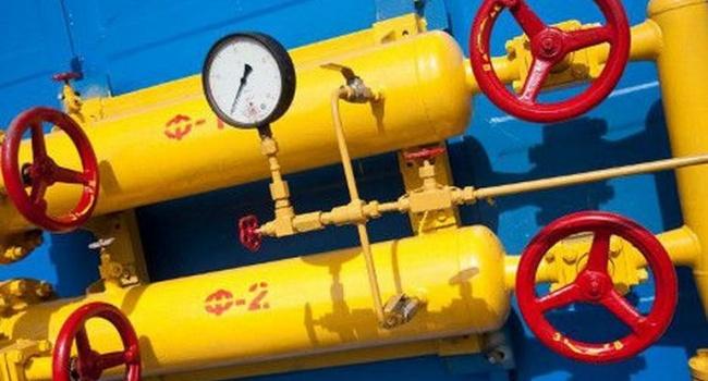 Украина собрала рекордное количество газа в ПХГ