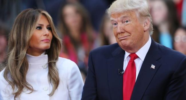 Мелания Трамп призвала американцев поддержать ее супруга