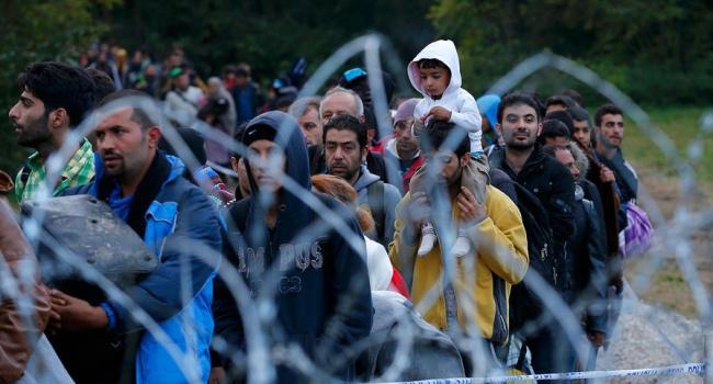 В Австрии предупредили о возможности прорыва 20 тысяч вооруженных мигрантов в ЕС