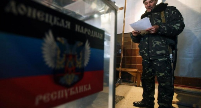 В России озвучили явку на «выборы» в ОРДЛО