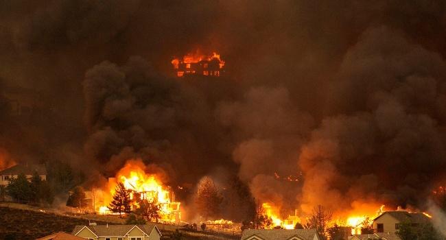 Пожары в Калифорнии стали самыми масштабными за всю историю штата