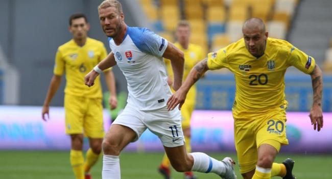 Групповой этап Лиги наций завершен: Украина сенсационно проиграла на выезде Словакии