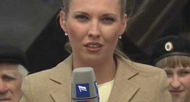 Пропагандистка Скабеева распространила очередной фейк об Украине