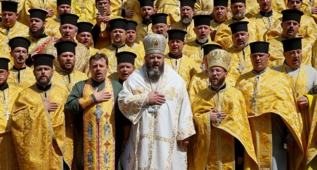 Часть священнослужителей УПЦ МП поддержали Украину в создании независимой церкви