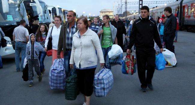 У Ревы озвучили число официальных переселенцев в Украине