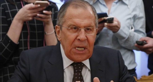 Лавров получил жесткий ответ от Украины на ультиматум по Азовскому морю