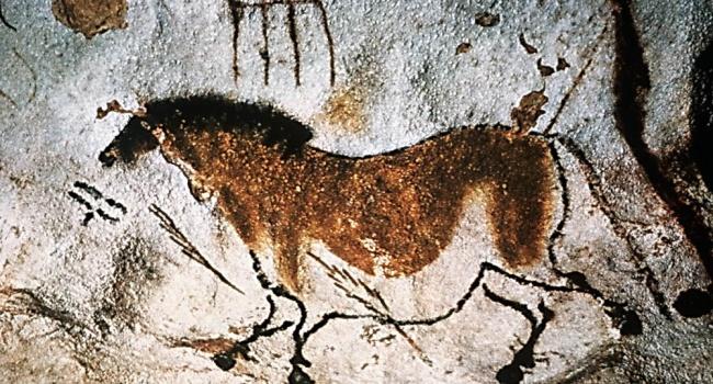 На территории Франции нашли наскальные рисунки палеолитического периода
