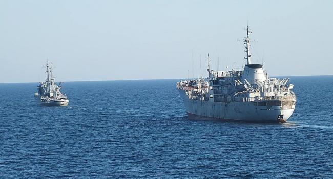 Ситуация в Азовском море: что происходит с заблокированными ВМС РФ украинскими кораблями?