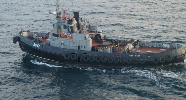 Ветеран АТО: опустить флаг своего государства, сдавая в плен судно – это самый большой позор