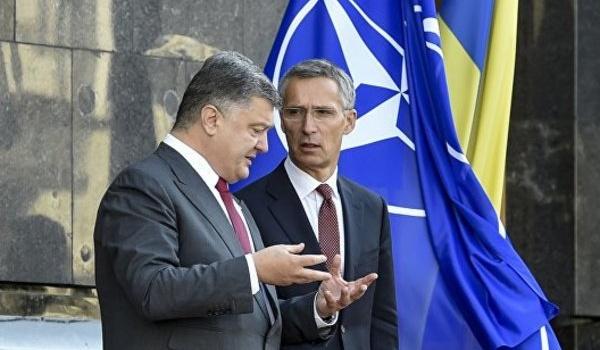 «Была достигнута договоренность продолжить контакты на высшем уровне»: Порошенко в срочном порядке провел срочные переговоры с генсеком НАТО