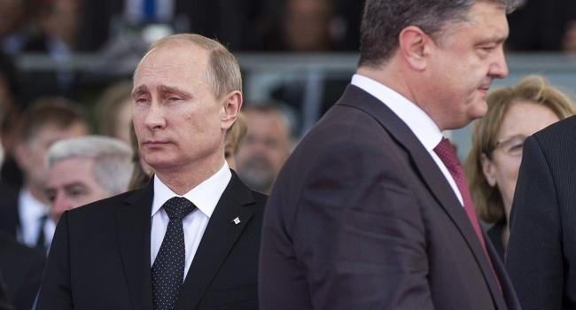 У Путина рассказали, почему в Кремле проигнорировали Петра Порошенко