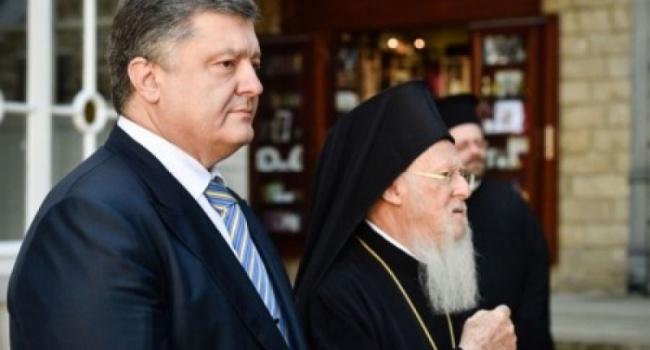 Удар по Путину: Порошенко об автокефалии УПЦ