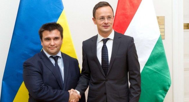 Климкин заявил о стабилизации отношений между Украиной и Венгрией