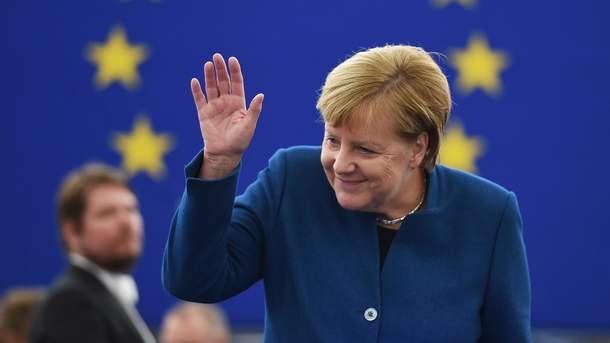 Меркель стала самой влиятельной женщиной в мире по версии Forbes