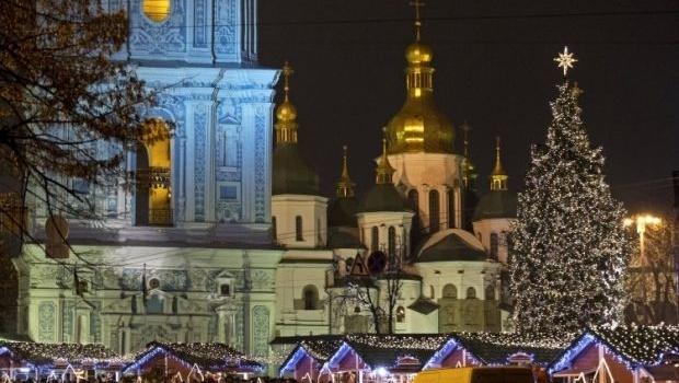 За главную елку страны заплатили более 2,5 млн гривен