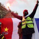 Протесты во Франции: задержано более 1700 человек