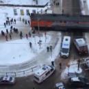 В Санкт-Петербурге поезд протаранил маршрутку: есть жертвы