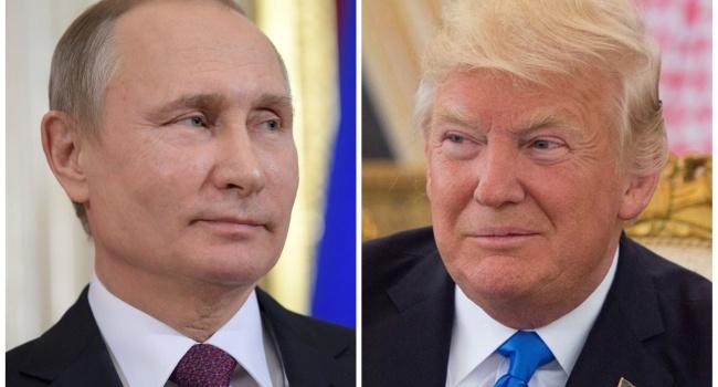 В России готовы прервать молчание: Путин первым попросил Трампа возобновить диалог