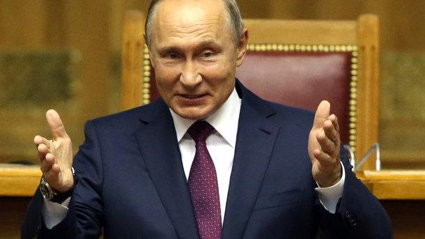 Путин поздравил с Новым годом всех мировых лидеров, кроме Порошенко и Зарубишвили