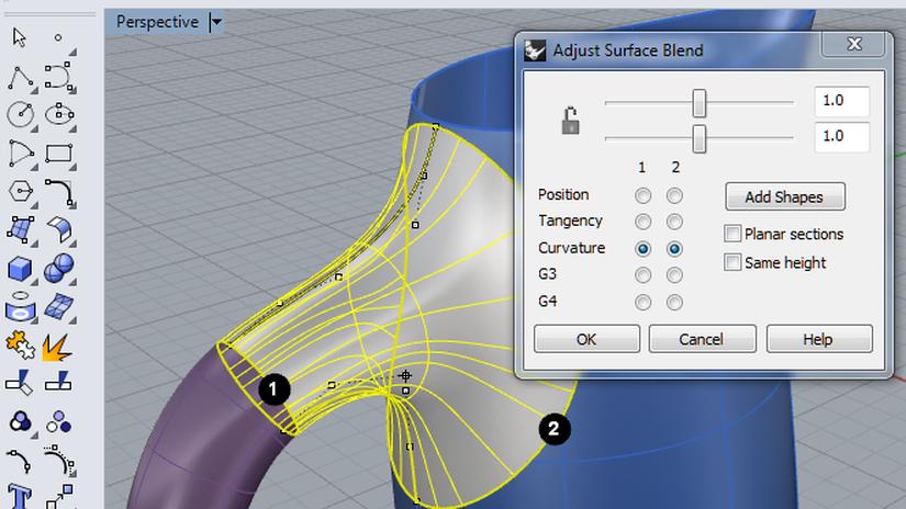 Обновленная шестая версия системы для 3D моделирования Rhino