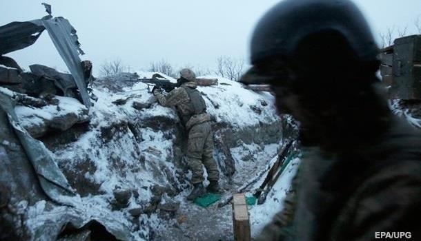 Новогоднее перемирие не соблюдается: оккупанты обстреляли позиции ВСУ