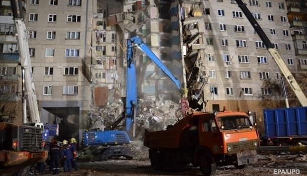 Взрыв дома в Магнитогорске: количество жертв выросло до 11