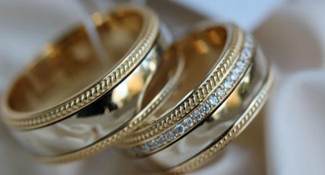 Украинцы могут на юбилей сыграть ещё одну церемонию бракосочетания