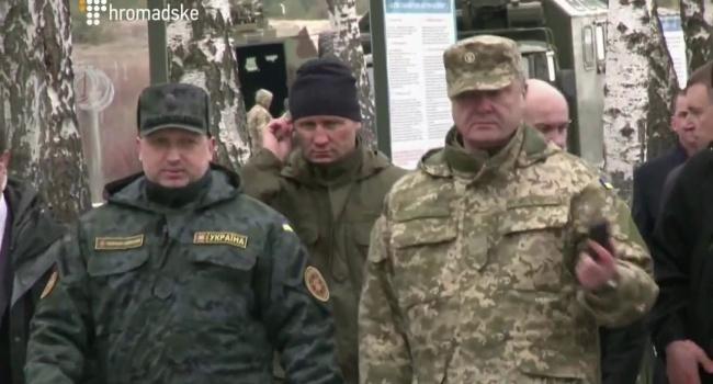 В сети высмеяли пост Бутусова о пьяном Порошенко