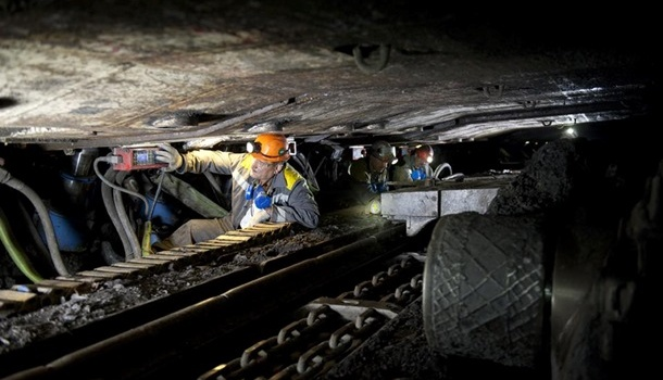 На шахте Павлограда зафиксировали вспышку метана