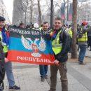 Боевики «ДНР» и «ЛНР» стали участниками митингов «жёлтых жилетов» во Франции