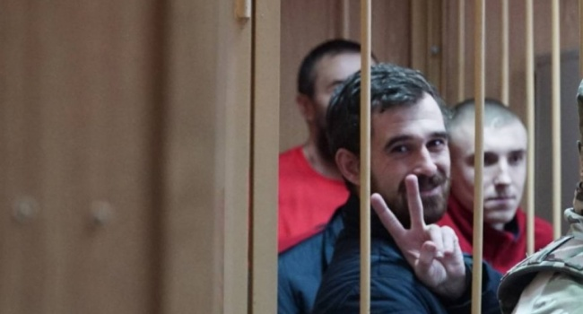 Цимбалюк: наших моряков не имеют права содержать в СИЗО, как уголовников, потому что они военнопленные
