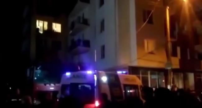 Мощный взрыв в Тбилиси: появилось видео