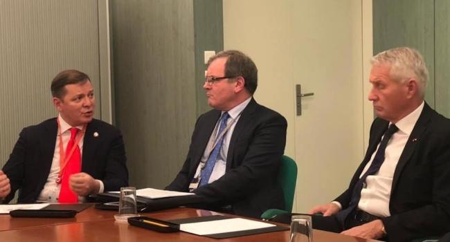 Ляшко проявляет свой талант оратора в ЕС: рассказал пророссийскому Ягланду, почему России не место в ПАСЕ