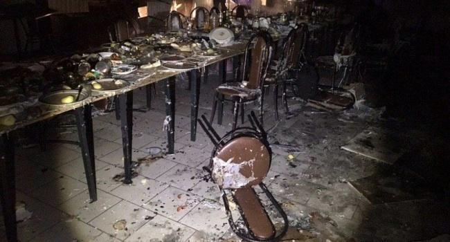 В России прогремел взрыв во время свадьбы. Есть жертвы
